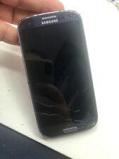 Samsung Galaxy S III GT-I9300 - Pebble Blue Smartphone faulty