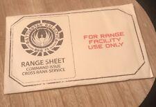 New 2015 Loot Crate Exclusive Battlestar Galactica With Envelope & 2 Range Sheet