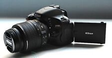 Nikon D5100 16.2MP Digital SLR Camera - Black (Kit with VR 18-55 mm Lens)