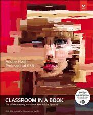 Adobe Flash Professional CS6 Classroom in a Book by Adobe Creative Team