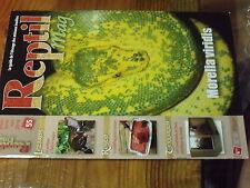 4µ? Revue Reptil Mag n°55 Achatina Fulica Scinque Python vert Epiphyte Morelia