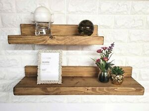 Rustic Shelf  Photo Handmade fine finish Various Colours