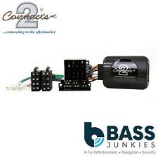 CTSFA004.2 Fiat 500 2007 On Car CLARION Stereo Steering Wheel Interface Kit
