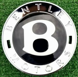 Factory Bentley Center Cap Boss New Original Genuine OEM Small Wheel Button B