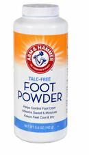 Arm & Hammer Talc-Free Foot Powder, 5 oz. Free Shipping