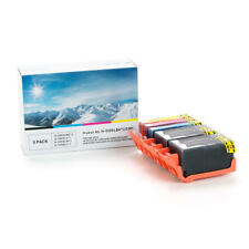 5 Pack Ink Cartridges For HP 920 XL Officejet 6000, 6500, 6500A, 7000,7500
