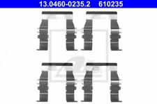 Zubehörsatz, Scheibenbremsbelag für Bremsanlage Vorderachse ATE 13.0460-0235.2