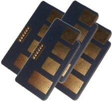 4 Toner Reset Chips for Samsung CLT-508L CLX-6220FX 6250 CLP-620 CLP-670 Refill