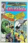 Marvel Comics Presents #12 February 1989 VF/NM Man-Thing, Colossus