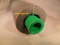 Aquaplus Tubo 20mm hasta 40mm Fusión Térmica Soldadura, con 13mm Aislamiento