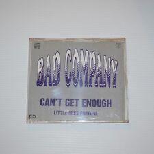 BAD COMPANY - Can't get enough - 1990 CDsingle JAPAN 2-TRACKS