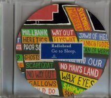 Radiohead - Go To Sleep - Scarce UK 1 track promo CD