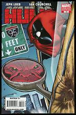 Hulk 14 Comic Ed McGuinness Deadpool Variant Cover Punisher X-Force Elektra NEW