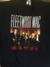 "2015 Fleetwood Mac ""On With The Show"" Concert Tour (Xl) Shirt Stevie Nicks Nwt"