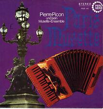 LP Pierre Picon und sein Musette-Ensemble