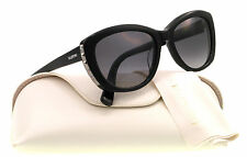 NEW Valentino Sunglasses VAL 649/S Black 1 VAL649/S 53mm