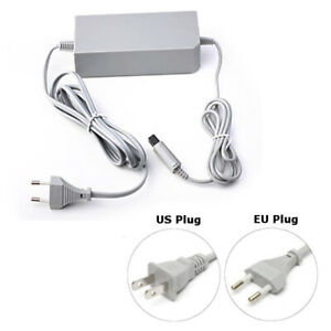 AC Adapter Power Supply Replacement for Nintendo Wii U Console Charger