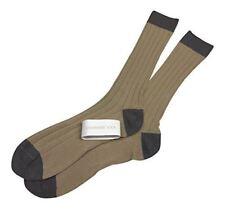 Mens Cashmere Colour Block Sock 85% Cashmere 15% Nylon