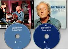 "DIDIER BARBELIVIEN ""Atelier d'Artistes"" (CD+DVD Digipack) 2009"