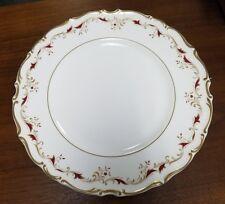 "ROYAL DOULTON china STRASBOURG  H4958 dinner plate 10-3/4"""