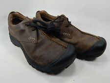 Keen Boston III Size 10.5 M (D) EU 44 Men's Lace Up Casual Shoes Brown 1015043