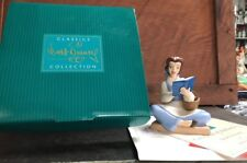 Wdcc Walt Disney Classic Collection Belle Bookish Beauty Beauty & The Beast