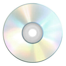Silver Diamond Grade 80min 700MB 52X Speed Blank Recordable CDR Single Disc