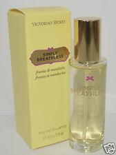 VICTORIA'S SECRET SIMPLY BREATHLESS EDT EAU DE TOILETTE PERFUME BODY SPRAY MIST