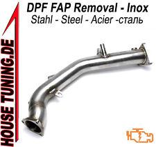Tubo Rimozione DOWNPIPE FAP DPF Audi A4 B8 Q5 8R 2.0 TDI 136 143 163 170cv VA2