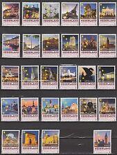 Nederland 3197 60 jaar Europapostzegels - complete serie van 28 postzegels
