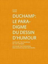 Duchamp : The Paradigm of the Cartoon (2016, Hardcover)