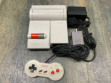 New listing Nintendo model Nes-101 top loader console w/ dogbone controller. Nice!