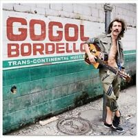 Trans-Continental Hustle [Digipak] by Gogol Bordello (CD, Apr-2010) MINT