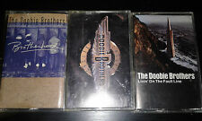 DOOBIE BROTHERS 3xCassette Tape American CLASSIC Rock 420 China Grove CYCLES