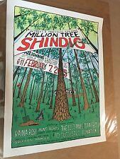 Dan Grissom Million Tree Shindig 18x24 inches AP Print Signed Nakatomi Inc. Rare