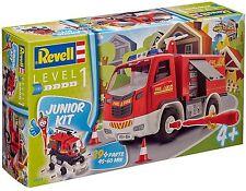 Revell Junior Kit 1:20 00804: COCHE DE BOMBEROS