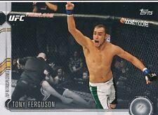 #133 TONY FERGUSON 2015 Topps UFC Chronicles