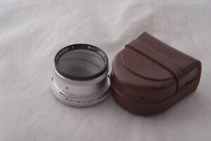 Rolleiflex Rolleinar Close-Up #3 for Bay 2 in Leather Case Boyonet II