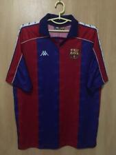 BARCELONA SPAIN 1992/1995 HOME FOOTBALL SHIRT JERSEY CAMISETA VINTAGE KAPPA