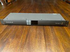 New listing Blackmagic Design UltraStudio 4k Thunderbolt 2 Hdmi Sdi Video Capture Interface