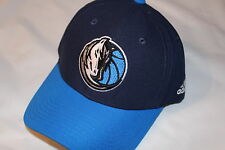 Dallas mavericks NBA Basketball adidas cap gorra nuevo cierre de velcro