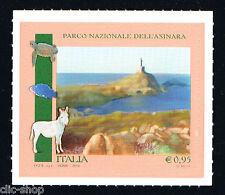 ITALIA 1 FRANCOBOLLO PARCO NAZIONALE DELL'ASINARA 2015 nuovo**