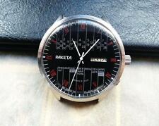 Raketa College Perpetual guarantee Calendar Soviet Vintage Wristwatch