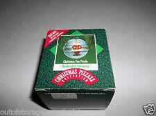 Hallmark Ornament Christmas Fun Puzzle 1987 Pizzazz Collection QX4679 NEW