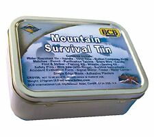 BCB CK019L MOUNTAIN SURVIVAL TIN