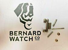 Steel / Gold Breitling Rouleaux Bullet bracelet link 18mm - Chronomat