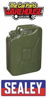 Sealey JC20G Jerry Can for Fuel Diesel Petrol Oil 20 Litre (20l 20ltr)