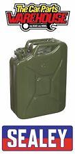 Sealey JC20G bidón para combustible Diesel Gasolina Aceite 20 litros (20 L 20ltr)