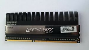 crucial ballistix ddr3 1600mhz Quad set 16gb