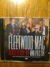 Fleetwood Mac Rare 2 Dvd's New Live Sept 2O14 On With Show Concert Tour Minn, Mn